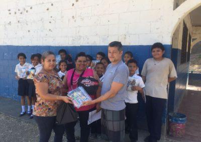 Centro Escolar Caserío El Jute5