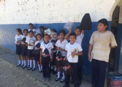Centro Escolar Caserío El Jute6