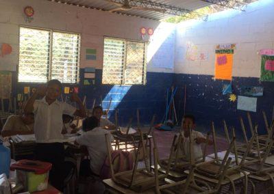 Centro Escolar Caserío El Jute7